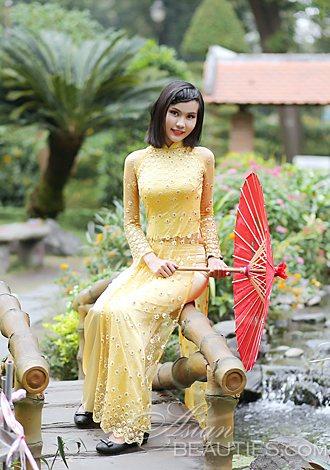 Beautiful Asian member Thi Lan from Ho Chi Minh City, 25